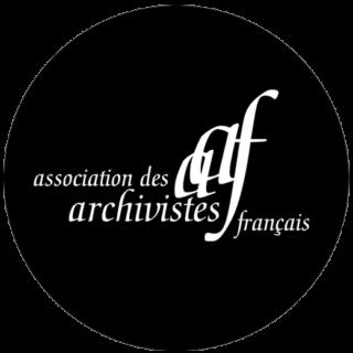Logo de l'association des archivistes français